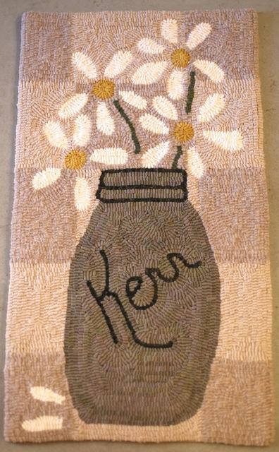 Ewe And Eye Woolens And Such Rug Hooking Floral Designs